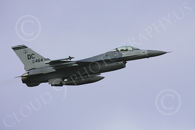 F-16ANG 00116 Lockheed Martin F-16 Fighting Falcon District of Columbia Air National Guard 85464 by Paul Ridgway