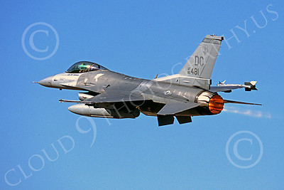 F-16ANG 00112 Lockheed Martin F-16 Fighting Falcon District of Columbia Air National Guard 85481 by Peter J Mancus