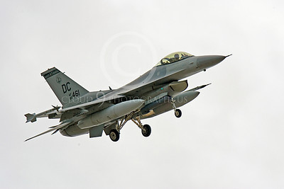 F-16ANG 00132 Lockheed Martin F-16 Fighting Falcon District of Columbia Air National Guard 85461 by Peter J Mancus