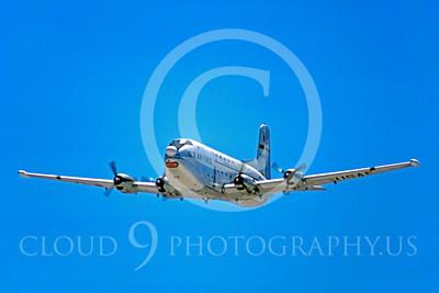 C-124ANG 00002 Douglas C-124 Globemaster II Georgia Air National Guard June 1984 by Peter B Lewis