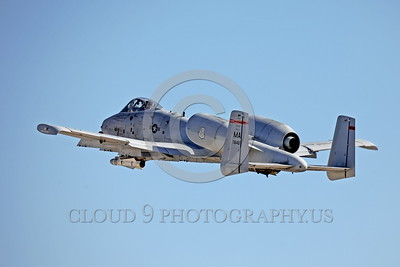 A-10ANG-MA 0004 A flying Fairchild A-10 Thunderbolt II Massachusetts ANG anti-tank jet military airplane picture by Peter J Mancus