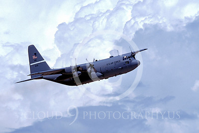C-130ANG 00006 Lockheed C-130 Hercules Air National Guard September 2000 by Peter J Mancus