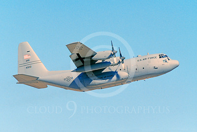 C-130ANG 00068 Lockheed C-130 Hercules Delaware Air National Guard 40210 September 2000 by Peter J Mancus