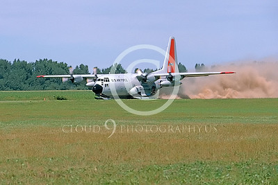 C-130-ANG 00003 Lockheed C-130 Hercules New York ANG 1993 by Peter J Mancus