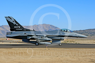 F-16ANG 00025 Lockheed Martin F-16 Fighting Falcon California ANG 87301 144 FW by Peter J Mancus