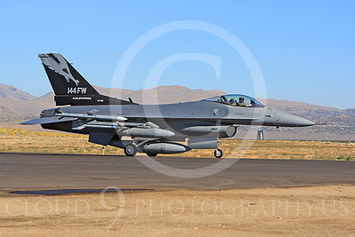 F-16ANG 00021 Lockheed Martin F-16 Fighting Falcon California ANG 87301 144 FW by Peter J Mancus