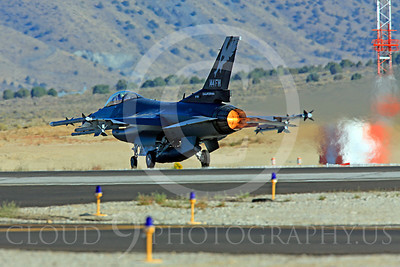 F-16ANG 00009 Lockheed Martin F-16 Fighting Falcon California ANG 87301 144 FW AFTERBURNER by Peter J Mancus