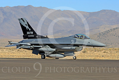 F-16ANG 00019 Lockheed Martin F-16 Fighting Falcon California ANG 87301 144 FW by Peter J Mancus