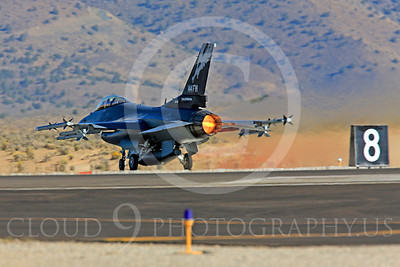 F-16ANG 00013 Lockheed Martin F-16 Fighting Falcon California ANG 87301 144 FW AFTERBURNER by Peter J Mancus