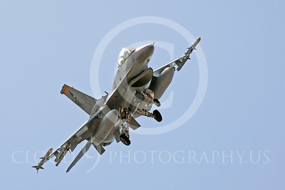 F-16ANG 00012 Lockheed Martin F-16 Fighting Falcon Iowa Air National Guard by Peter J Mancus