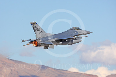 ABF-16 00040 Lockheed Martin F-16 Fighting Falcon New York Air National Guard by Peter J Mancus