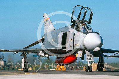 F-4ANG 00001 McDonnell Douglas F-4 Phantom II Hawaii ANG Hickam AFB Feb1987 by Peter J Mancus