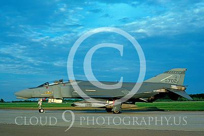 F-4ANG 00097 McDD F-4D Phantom II Kansas ANG #65702 Jayhawks 1987 by Regent Dansereau via AASS