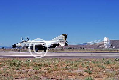 CHUTE 00057 McDonnell Douglas F-4 Phantom II Oregon ANG July 1988 by Peter J Mancus