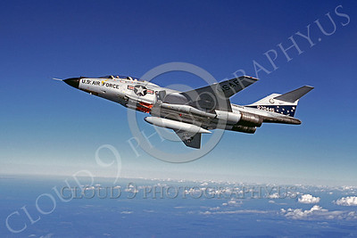 F-101BANG 00014 McDonnell F-101B Voodoo Minnesota Air National Guard 70445 September 1973 by Wayne Gatlin