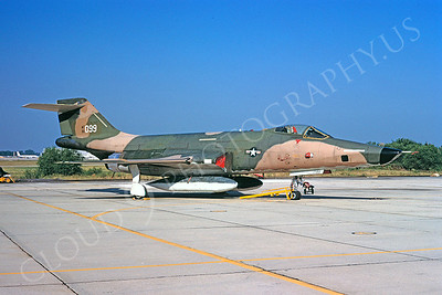 RF-101ANG 00001 McDonnell RF-101C Voodoo Kentucky ANG 56099 15 September 1972 Andrews AFB by David Ostrowski