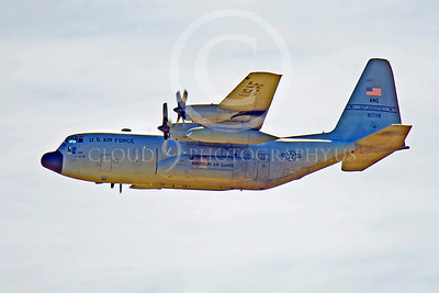 C-130ANG 00052 Lockheed C-130 Hercules Missouri Air National Guard 61398 by Peter J Mancus