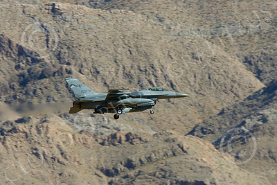 F-16ANG 00086 Lockheed Martin F-16 Fighting Falcon Montana Air National Guard Nellis AFB by Peter J Mancus