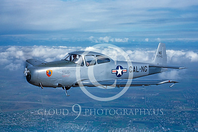 L-17 00002 National L-17A California National Guard 22 Jan 1950 by William T Larkins
