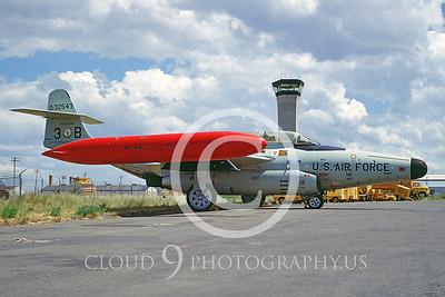 F-89ANG 00003 Northrop F-89J Scorpion Montana ANG Great Falls 17 July 1968 by Peter B Lewis