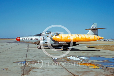 F-89ANG 00007 Northrop F-89H Scorpion Pennsylvania ANG March 1961 by Eugene M Sommerich