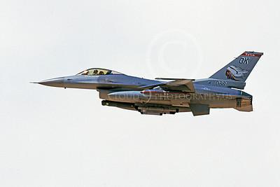 F-16ANG 00130 Lockheed Martin F-16 Fighting Falcon Oklahoma Air National Guard 89088 by Peter J Mancus
