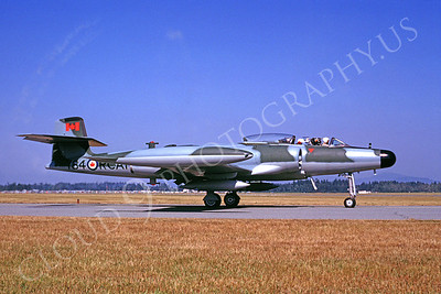 Avro CF-100 00001 Avro CF-100 Canadian Armed Forces August 1981 by Michael Grove, Sr