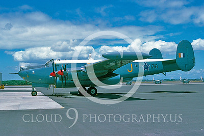 MR3 00001 Avro Shackleton MR3 South African via African Aviation Slide Service