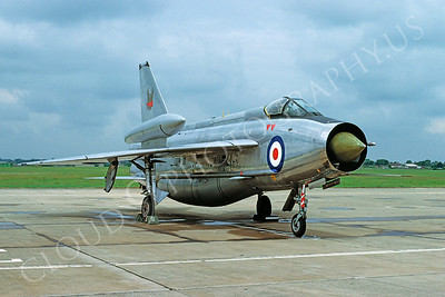 BAC Lightning 00011 BAC Lightning British RAF 4 July 1782 by Clive Moggoridge