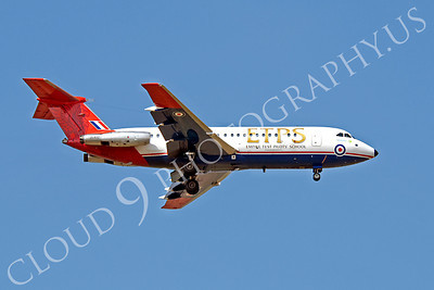 BAC One Eleven 00002 BAC One Eleven British RAF Empire Test Pilot School ZE432 by Alasdair MacPhail
