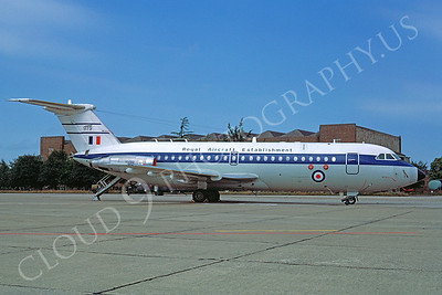 BAC One Eleven 00005 BAC One Eleven British RAF Royal Aircraft Establishment XX919 27 July 1978 by Stephen W D Wolf