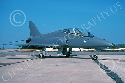 BAE Hawk 00009 A static BAE Systems Hawk Finnish Air Force HW-354 6-1994 military airplane picture by Jyrki Laukkanen