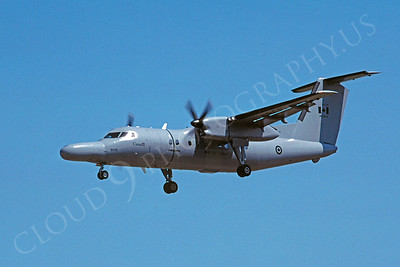 Bombardier Dash 8 00002 Bombardier Dash 8 Canadian Armed Force 142805 August 2002 by Stephen W D Wolf
