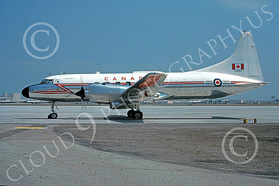 CC-109 00003 A static Convair CC-109 Samaritan Canadian Armed Forces 109154 NAS Moffett 9-1976 military airplane picture by Michael Grove, Sr