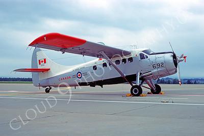 de Havilland Canada Beaver 00001 de Havilland Canada Beaver  Canadian Armed Force 3692 September 1997 by Peter J Mancus