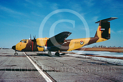 C-7Forg 00001 de Havilland C-7 Caribou United Arab Emirates Air Force UAEAF by Peter J Mancus