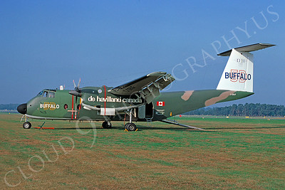 de Havilland Canada DHC-5 Buffalo 00013 de Havilland Canada DHC-5 Buffalo Canadian Armed Froces C-GBUF September 1976 by Peter J Mancus