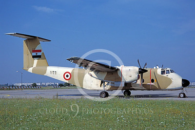 de Havilland Canada DHC-5 Buffalo 00005 de Havilland Canada DHC-5 Buffalo Egyptian Air Force via African Aviation Slide Service
