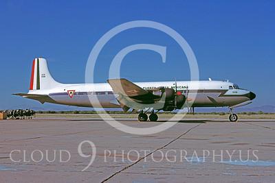 C-118Forg 00005 Douglas C-118 Skymaster 10018 September 1984 by Bob Shane