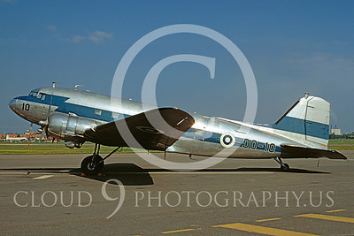 C-47Forg 00023 Douglas C-47 Skytrain Finnish Air Force D0-10 by Lars Soldeus