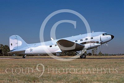 C-47Forg 00027 Douglas C-47 Skytrain February 1995 South African Air Force via African Aviation Slide Service