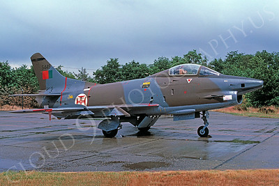 Fiat G91 00003 Fiat G91 Portuguese Air Force June 1978 by Wilfried Zetsche
