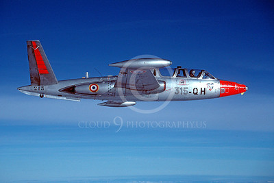 Fouga CM-170 Magister 00004 Fouga CM-170 Magister French Air Force 315-QH December 1996 via African Aviation Slide Service