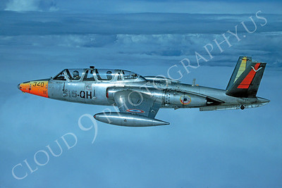 Fouga CM-170 Magister 00002 Fouga CM-170 Magister French Air Force 315-QH via African Aviation Slide Service