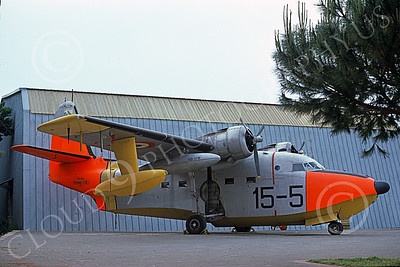 HU-16Forg 00015 A static Grumman HU-16A Albatross Italian Air Force 5-1978 military airplane picture by James Bopp