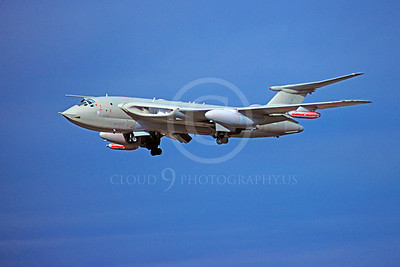 Handley Page Victor K1A 00006 Handley Page Victor K1A British RAF October 1988 by Peter J Mancus