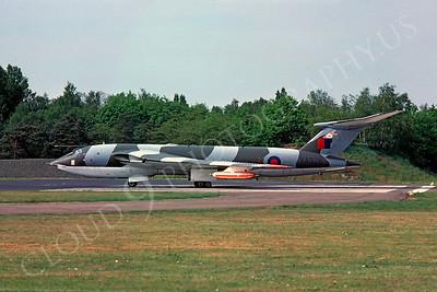 Handley Page Victor K1A 00001 Handley Page Victor K1A British RAF XA928 by Alex Staruszkiewicz