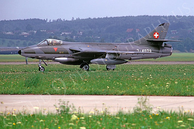 Hawker Hunter 00033 Hawker Hunter Swiss Air Force J-4039 7 July 1973 by Lars Soldeus
