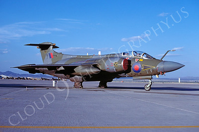 Hawker Siddeley Buccaneer 00003 Hawker Siddeley Buccaneer 00003  British RAF Nellis AFB by Peter J Mancus