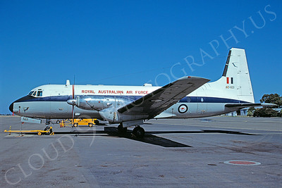 Hawker Siddeley Andover CC2 00001 Hawker Siddeley Andover CC2 Royal Austrailian Air Force A1O-601 via African Aviation Slide Service